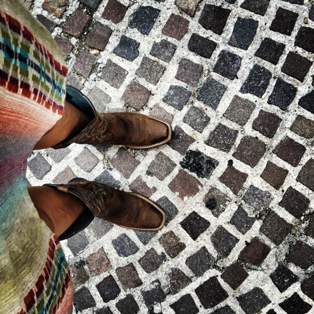cobblestones of Monaco, Monaco, cowboy boots in europe, european travel, mediterranean cruise