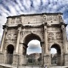 Rome, Italy, European travel, wanderlust, Arch of Constantine, Mediterranean Cruise Port