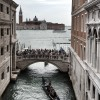 venice, venice from the bridge of sighs, venice architecture, canals, mediterranean cruise, carnival, cruise ports