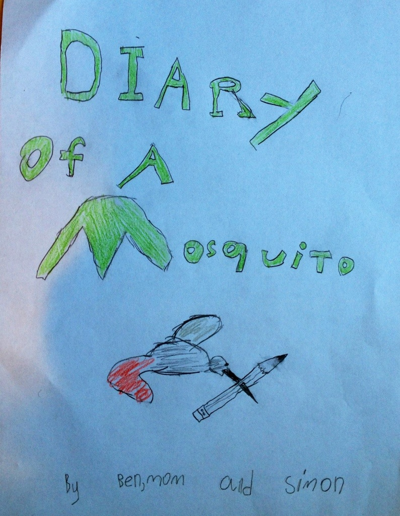 Diary Of A Mosquito, World Malaria Day, Compassion International