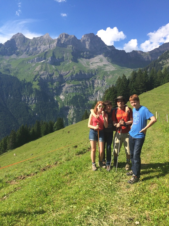 A Walk to Furenalp, Switzerland, #48walks