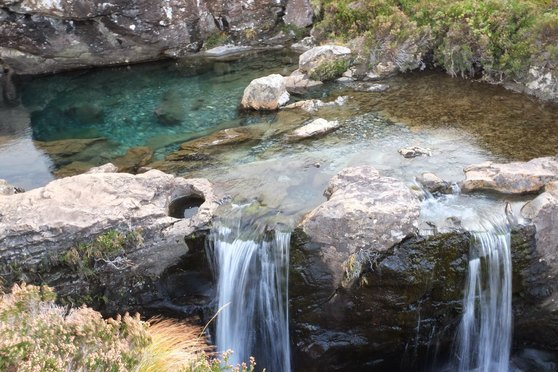 Fairy Pools, Isle of Skye, Scotland, In the Pipeline