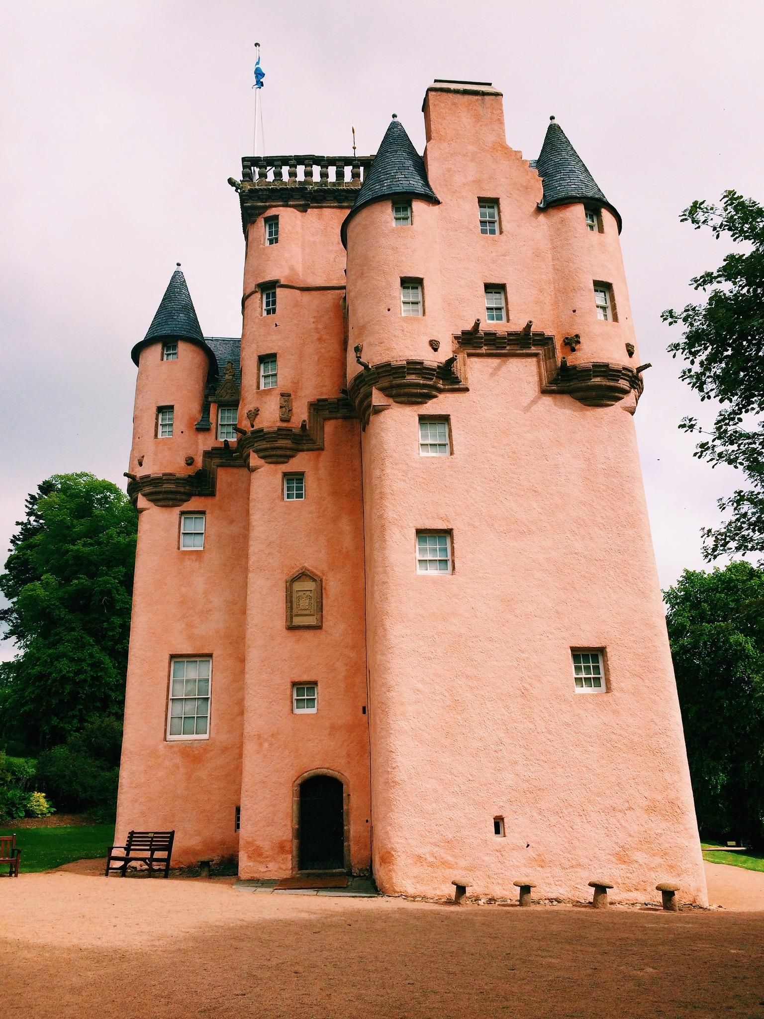 A Walk near Craigievar Castle {Scotland} (42/48) | Alison ...