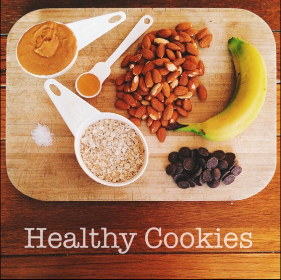 healthy cookies, gluten free, sugar free, vegan