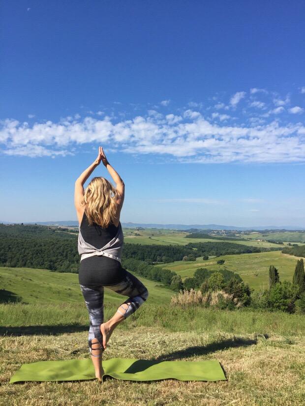 Yoga in Italy, Tuscany, A Dreamy Trip, 5 Retreats, Yoga Retreats